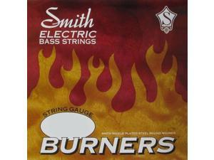 Ken Smith BBXL Burners NPS 4-String Electric Bass Strings, Extra Light, (40-95)
