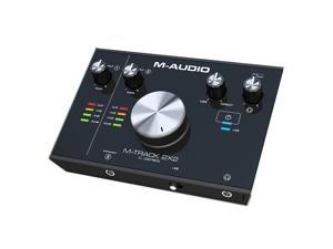 M-Audio M-Track C-Series 2x2 USB Audio Interface with Software