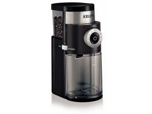 KRUPS GX5000 Professional Electric Coffee Burr Grinder with Grind Size and...