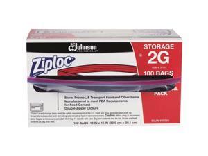 Ziploc 2-Gallon Storage Bags 682253