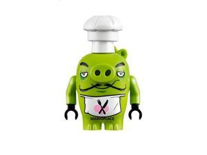 LEGO ANGRY BIRDS MOVIE 75826 Chef Pig MINIFIGURE NEW D1