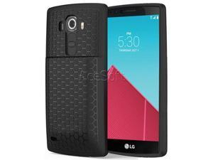 Honey Comb TPU Soft Silicon Extended Battery Cover Case Skin f LG G4 ...
