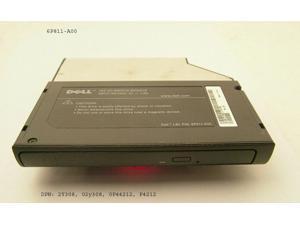 Dell Latitude Inspiron 24X CD-RW Rewritable 8X DVD-ROM Combo Drive Module W0064