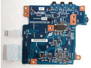 Toshiba A20 A25 Satellite Laptop AUDIO SOUND BOARD P000378340 notebook computer