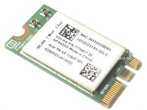 New Acer OEM KE.11A0F.001 Atheros QCNFA435 802.11a/b/g/n/ac BT NGFF T77H617.20