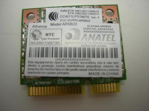 New Acer WLAN Wireless Board NI.23600.102