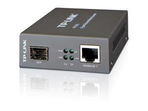 TP-Link TL-MC220L Gigabit Ethernet Media Converter