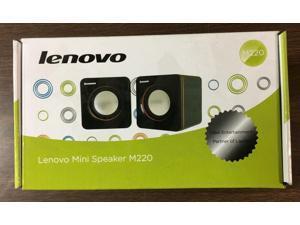 New Desktop USB Portable Lenovo Mini Speakers M220