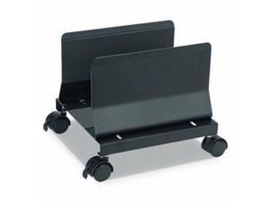 Innovera Metal Mobile CPU Stand, 10.35w x 10.635d x 9.75h, Light Gray (IVR54000)
