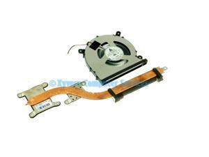 BA62-00975A BA31-00165A GENUINE SAMSUNG FAN AND HEATSINK NP740U5L (GRD A)(CC23)