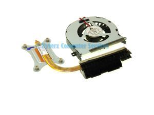 BA62-00710B BA31-00108A SAMSUNG FAN AND HEATSINK NP300E5C (GRADE A)(CE25)