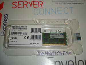 2RX8 PC2-5300E MEMORY 1X2GB 432806-B21//417438-061//433935-001 HP 2GB