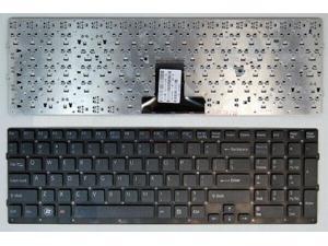 OEM SONY Vaio VPCEE42FX VPCEE43FX VPCEE44FX White Keyboard With Frame NEW