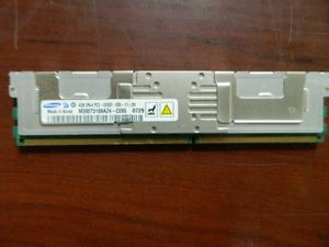 M395T5750GZ4-CE66 Samsung 2GB Fully Buffered Dimm PC-5300 Memory Module*Pulled*