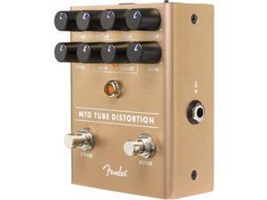 NEW - Fender MTG Tube Distortion Pedal, #023-4539-000