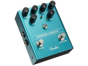 NEW - Fender Bubbler Chorus Effects Pedal, #023-4540-000