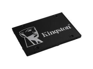 "Kingston KC600 512 GB Solid State Drive - 2.5"" Internal - SATA (SATA/600)"