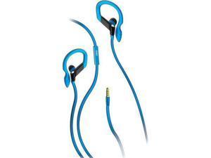 Coby Cve-406-Blu High Intense Sports Earbuds Headphone