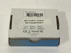 V7 Cisco Compatible SFP-10G-LR LR SFP Transceiver 1310NM 10KM SFP-10G-LR-V7-1N