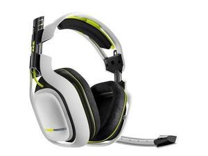 A50 Gaming Headset Xbox One / PC / MAC ((Headset Only Cables and stand NOT included) ASTRO Gaming White New