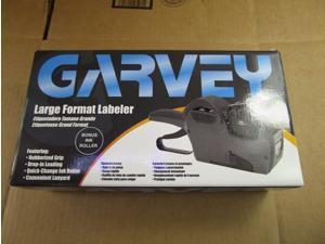 Garvey Labeler, Model 37-12/5, Band Layout 21211 - Two Line Large Format Labeler