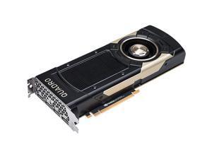 Bitspower GPU Waterblock for Quadro GP100 Nickel Acrylic