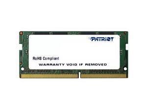 Patriot Signature Line 4GB DDR4 2400 MHz SO-DIMM Memory Module (Double Rank)