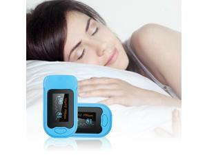 OLED Finger Tip Pulse Oximeter O2 SPO2 PR Blood Oxygen Heart Rate Monitor