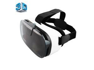 FIIT VR Universal Virtual Reality 3D Video Glasses for 4 to 6 inch Smartphones