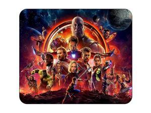 INFINITY WAR COMPUTER MOUSE PAD 10INX8IN GUARDIANS OF THE GALAXY THICK NON SLIP