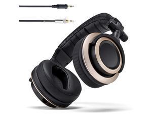 Audio CB-1 Closed Back Studio Monitor Headphones