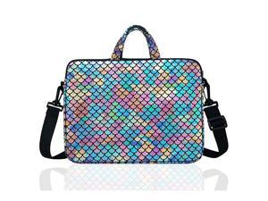 Laptop Shoulder Carrying Bag Case Sleeve For 17quot 173 inch HP DELL Colorful