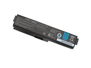 Cell PA3819U1BRS PA3817U1BRS Laptop Battery for Toshiba Satellite A665 C655 L675 M645 L655 C655D P755S5390 P755S5269 A665S6050 A665S6086 L755S5167 L755S5151 L755S5170Month Warranty