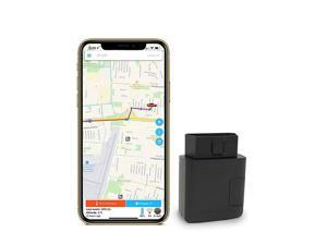 Tracker Optimus 4G LTE OBD Device Easy Install Plug and Drive Real Time Tracking Instant Alerts Reporting History
