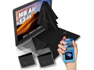 Microfiber Screen Keyboard Imprints Protection X Large Lint Free Keyboard Protectors Cloths Cover Liners and Cleaning for MacBook Air Bundle 3 Pack