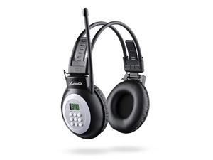 Walkman Headphone Radio FM Stereo Headset Radio Receiver