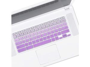 Keyboard Cover for Acer Chromebook 311 CP311 R721T 116|Acer Chromebook 314 514 C933 C933T CB314 14 |Acer Chromebook 315 CB3152H2HT 156 Not Fit with Numeric Keypad Model GPurPle