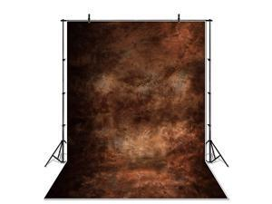 Brown Abstract Old Master Professional Thin Vinyl Material Photo Studio Portrait Photographic Backgrounds