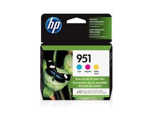 951   3 Ink Cartridges   Cyan Magenta Yellow   CN050AN CN051AN CN052AN