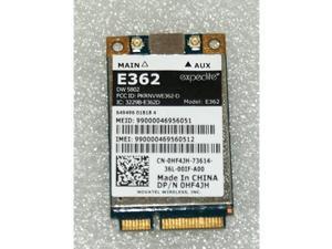 LTE WWAN Mobile Broadband E362 3G4G Card DPN 0HF4JH Compatible For Dell E6430 E6530 E6230 E6330