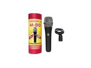 M 80 Handheld Vocal Microphone