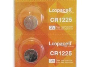 CR1225 Thermometer Batteries 2 Pack