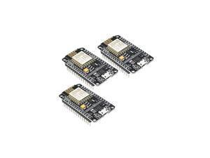 Development Board WiFi WLAN Wireless Module for ESP8266 for NodeMCU for ESP12E for Arduino 3pc