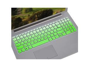 Cover for 2021 Lenovo IdeaPad 3 15.6 inch/Lenovo IdeaPad S340 S145 L340 130 320 330 330s 340s 520 720s 15.6/Lenovo IdeaPad 320 330 17.3 inch/Lenovo V330 V130 15.6 inch, Gradual Green