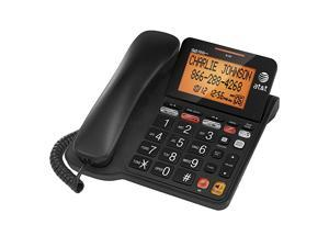 Corded Answering System w/ Large Display