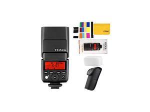 TT350S 24G HSS 1 8000s TTL GN36 Camera Speedlite Compatible for Sony Mirrorless Digital Camera