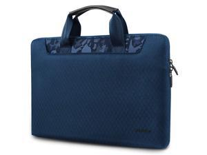 13133 Inch Laptop Sleeve Case Carryon Water Resistant Notebook Protective Bag Briefcase Compatible with 13 Macbook AirPro iPad Pro 135 Surface Book 2 122 Acer Switch 3 Blue