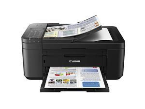 PIXMA TR4520 Wireless All in One Photo Printer with Mobile Printing Black Works with Alexa
