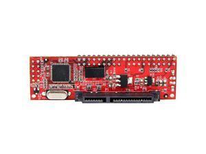com IDE to SATA Hard Drive or Optical Drive Adapter Converter 40Pin PATA to 25 SATA HDD SSD ODD Converter IDE2SAT2