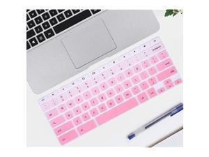 Cover Skin Compatible with Samsung Chromebook 4 3 XE310XBA XE501C13 XE500C13 XE310XBASamsung Chromebook 2 XE500C12 122 Samsung Chromebook Plus V2 2in1 XE520QABOmbre Pink